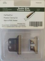 Wahl Detailer Double Wide Trimmer T-Blade 2215 new by Pro-mate #8101