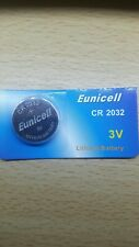 Lithium Cell Batteries Eunicell Cr 2032 3V
