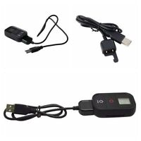 Smart WiFi Remote Control USB Charging Cable Cord For GoPro Hero 3/ 3+ /4 Camera