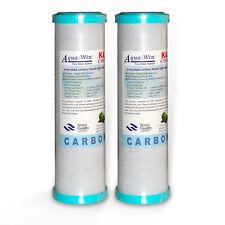 2x Aquawin MFP Aktivkohleblock 5µm (NSF zertifiziert), passt auch bei Sanuno (44