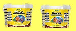 Tetra Discus Granules 2 x 10L Bucket Staple Food Fish Food Discus Food