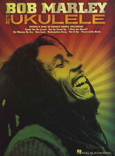 Bob Marley for Ukulele Chord & Melody Songbook Music Book