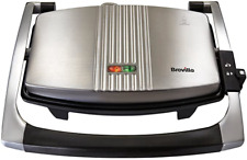 Brand New Sandwich Toaster Stainless Steel Machine Panini ciabatta Maker