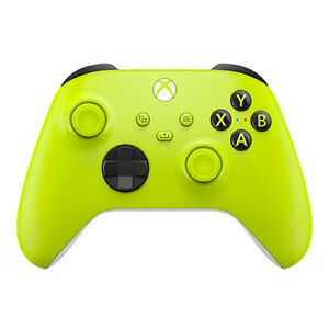 Xbox Wireless Controller Electric Volt - Wireless And Bluetooth Connectivity