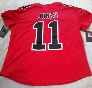 Nike 2020 Atlanta Falcons Julio Jones #11 Color Rush Vapor Untouchable Jersey