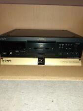 Sony CDP-xa 20 lo en negro high-end reproductor de CD