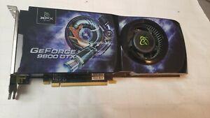 VIDEO CARD XFX NVIDIA GEFORCE 9800 GTX+ 512 MB DDR3
