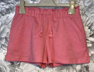 Girls Age 7-8 Years - Pink TU Sainsbury's Shorts
