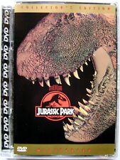 Dvd Jurassic Park - Super jewel box di Steven Spielberg 1993 Usato raro