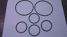 Triumph STAG ** INSTRUMENT SEALING RING SET ** INSTRUMENT SEALS 2 LARGE 4 SMALL