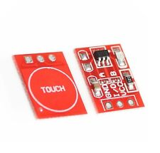 10Pcs TTP223 Capacitive Touch Switch Button Self-Lock Module For Arduino l8