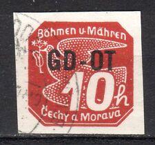 Germany / Bohmen und Mahren - 1939 Printed matter discount / Dove Mi. 51 VFU