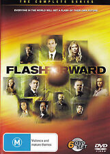 FLASH FORWARD Complete Series DVD R4 - PAL