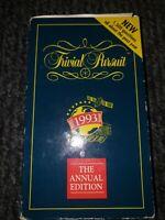 Vintage Trivial Pursuit 1993 The Annual Edition