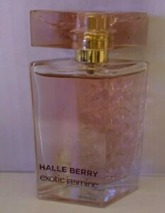 Halle Berry Exotic Jasmine Eau De Parfum Spray 1oz .no Box