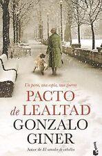 Pact of loyalty. new. Domestic Expedited/INTERNAT. cheap. novel