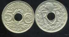 5 CENTIMES   LINDAUER   .1939.  AVEC POINTS   ( bis )
