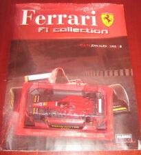Ferrari/Collez.Ufficiale Mitiche Monoposto/412 T2 Jean Alesi 1995 /8° Uscita
