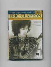 Eric Clapton - Guitar Licks Dvd - The Early Years Cream