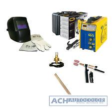 GYSMI 165 E-Hand Inverter Elektrode 160A GYS 015708 Schweissgerät inkl. Brenner