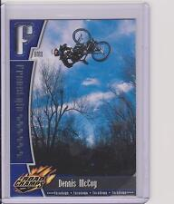 RARE 2000 AXS ROAD CHAMPS DENNIS MCCOY BMX CYCLING CARD ~ FREESTYLE