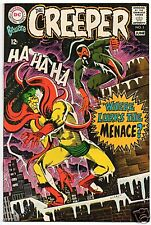 BEWARE THE CREEPER  1   STEVE DITKO ART