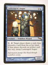 MTG Magic: the Gathering Cards: LUMENGRID AUGUR: MRD