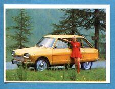 AUTO FLASH - Ed.COX - Figurina/Sticker n. 70 - CITROEN AMI 8 -New