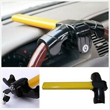 Car Security Anti Theft Device Heavy Duty T Style StopLock Steering Wheel Lock