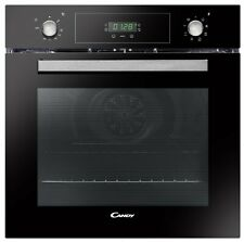 More details for candy fcp615nx/e built in 65l single multifunction oven - black