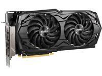 MSI Radeon RX 5600 XT DirectX 12 RX 5600 XT GAMING MX 6GB 192-Bit GDDR6 PCI Expr