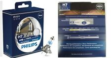 NEW Philips H7 Racing Vision +150% Halogen 12972RVS2 H7 12V 55W PX26d (Pair)