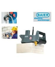 Scanalatrice/Scanalatore/Tracciatrice a frese professionale BAIER - BMF 501