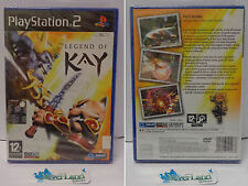 Console Game Gioco Playstation 2 PS2 PAL ITALIANO Play NUOVO NEW - LEGEND OF KAY