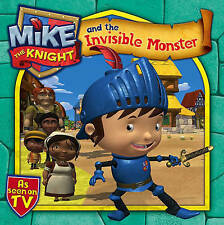 Mike the Knight and the Invisible Monster, Simon & Schuster UK, Very Good Book