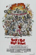 Rock 'n' Roll High School Movie Poster Print 8x10 11x17 16x20 22x28 24x36 27x40