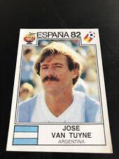 Panini Espana 82 - Van Tuyne