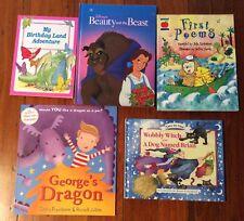 Lot of 5 Childrens books