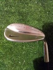 Nike Tiger Woods Forged 60* Lob Wedge (LW) Steel shaft RARE
