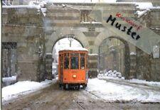 AK MILANO Mailand, Pza Cavour, Straßenbahn ATM Tram, Ventotto tramway Tranvia
