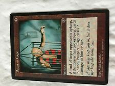 Magic The Gathering - Paupers' Cage - Mirage - Light play