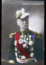GENERAL GALLIENI avec Médailles MILITAIRES & LEGION D'HONNEUR