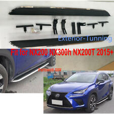 Running Board fits for Lexus NX200 NX300h NX200T 2015+ Side Step Pedal Bar