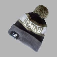 "New York ""Bronx"" New Era Knit Hat"