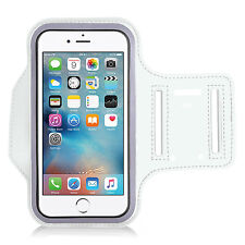 iPod Touch Premium Neoprene Armband White 4th,5th,6th Generation Running