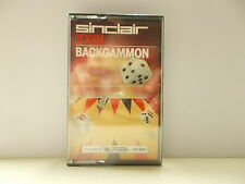 Backgammon, Sinclair ZX81