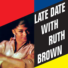 Ruth Brown – Late Date With Ruth Brown CD
