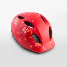 Childrens Bike Cycle Helmet MET Super Buddy Red Animals  52-57 cm