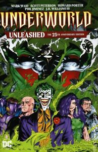 Underworld Unleashed TPB 25th Anniversary Edition #1-1ST NM 2020 Stock Image