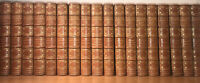LEATHER Set;Works of WILLIAM SHAKESPEARE!Leatherbound 1/200 ANTIQUARIAN! Library